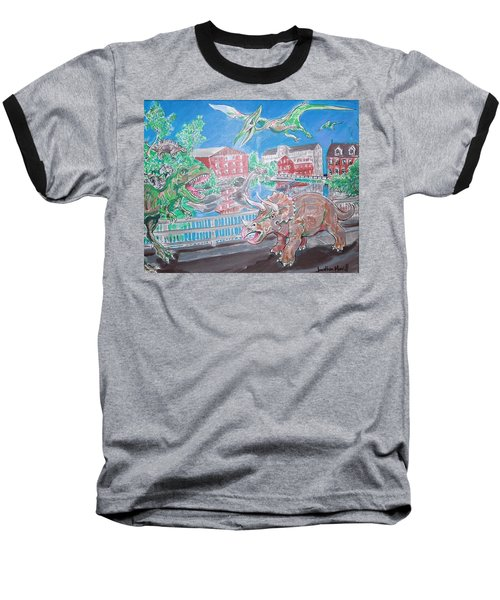 Newmarket One Million B.c. Baseball T-Shirt