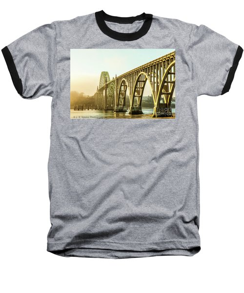 Newport Bridge Baseball T-Shirt