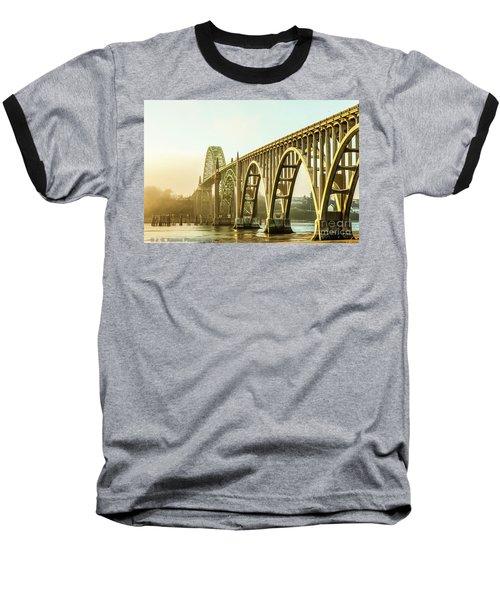 Newport Bridge Baseball T-Shirt