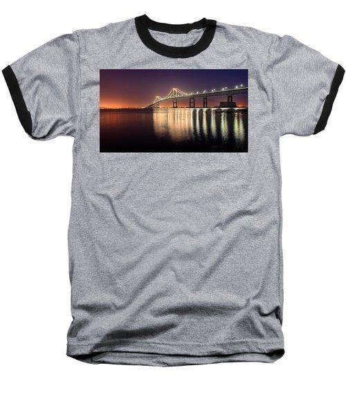 Newport Twilight Baseball T-Shirt
