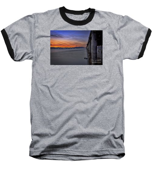 Baseball T-Shirt featuring the photograph Next To Nothing by Mitch Shindelbower