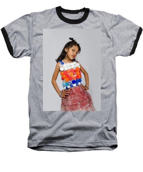 Neytra In Little Chic Baseball T-Shirt