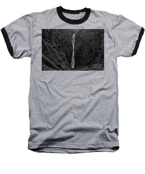 Baseball T-Shirt featuring the photograph Niagara Falls, British Columbia by Cendrine Marrouat