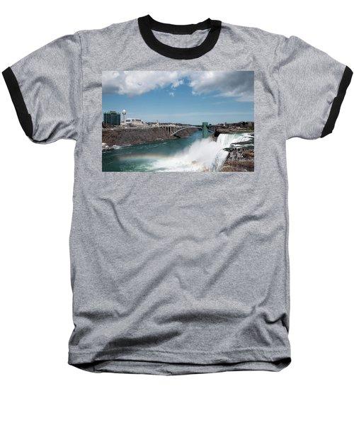 Niagara Falls New York Baseball T-Shirt