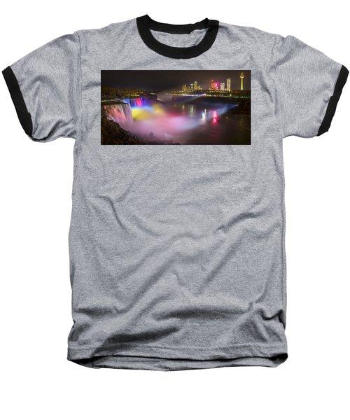Niagara Rainbow Baseball T-Shirt