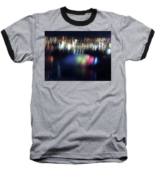 Light Paintings - Ascension Baseball T-Shirt