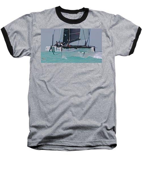 Nice Day Baseball T-Shirt