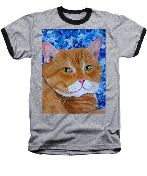 Nice Kitty Baseball T-Shirt