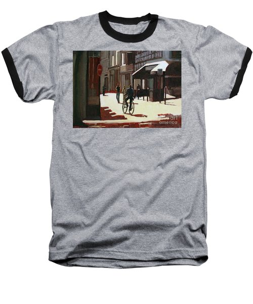 Nice Rue Baseball T-Shirt