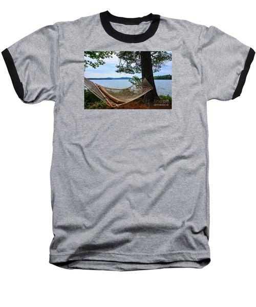 Nice Spot For A Nap Baseball T-Shirt