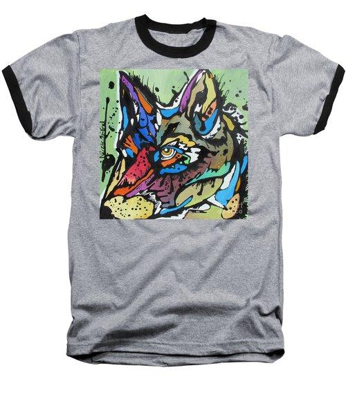 Nico The Coyote Baseball T-Shirt