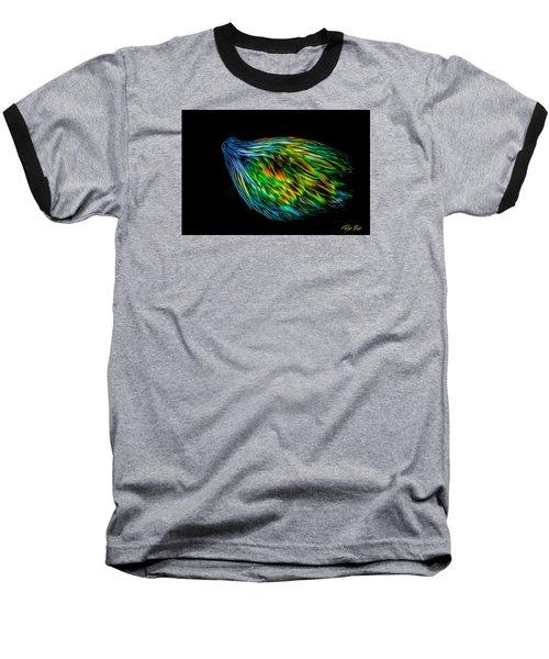 Baseball T-Shirt featuring the photograph Nicobar by Rikk Flohr