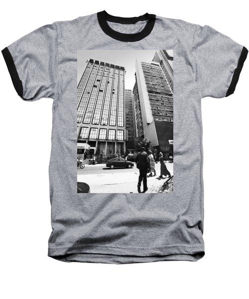Conoil, Marina Baseball T-Shirt
