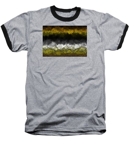 Baseball T-Shirt featuring the digital art Nidanaax-glossy by Jeff Iverson