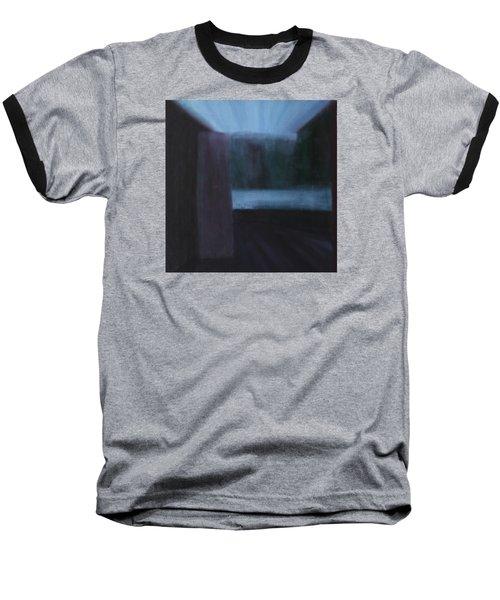 Nietzsche Baseball T-Shirt by Min Zou
