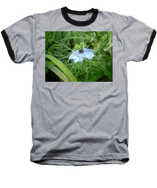 Nigella In Spring Rain Baseball T-Shirt