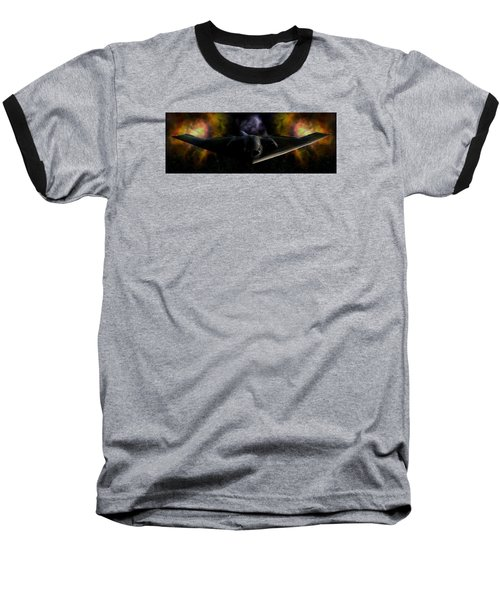 Baseball T-Shirt featuring the photograph Nigfhtstalker by Mario Carini