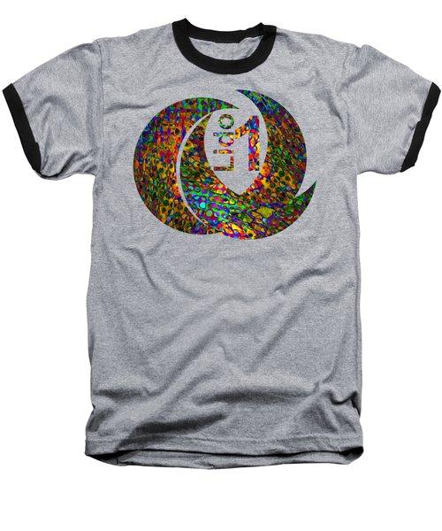 Night At The Lido Baseball T-Shirt