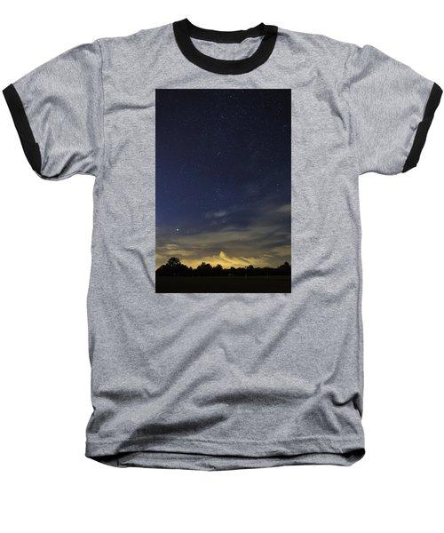 Night Dream Baseball T-Shirt