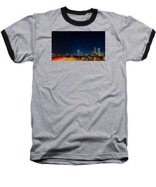Night Drive Baseball T-Shirt
