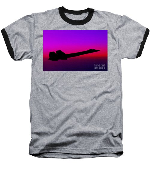 Night Eyes Baseball T-Shirt