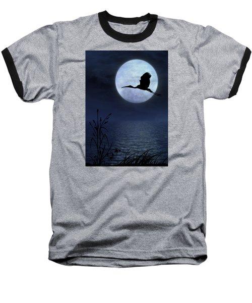 Night Flight Baseball T-Shirt