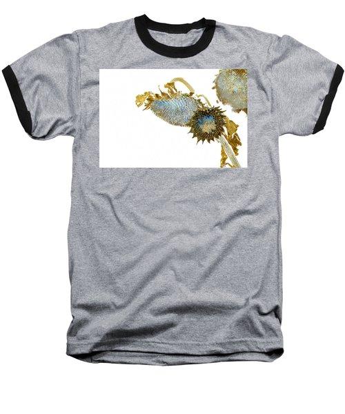 Night Flowers Baseball T-Shirt
