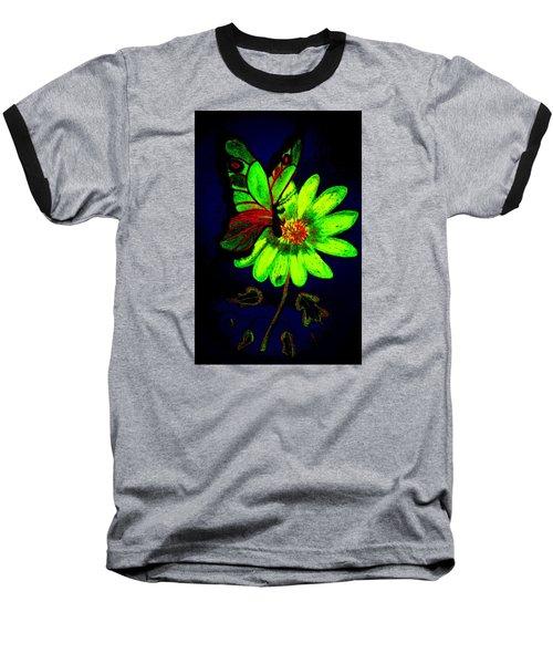 Night Glow Baseball T-Shirt