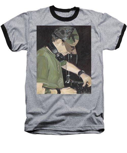 Night Job Baseball T-Shirt