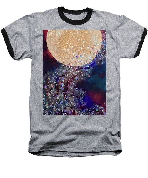 Night Magic Baseball T-Shirt