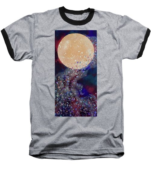 Night Magic Baseball T-Shirt