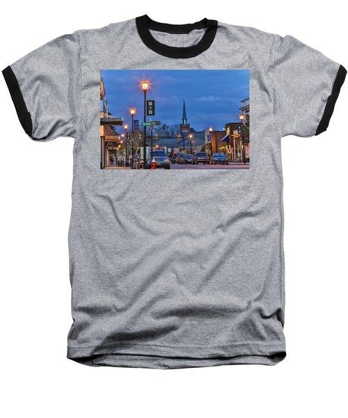 Night On The Town Baseball T-Shirt