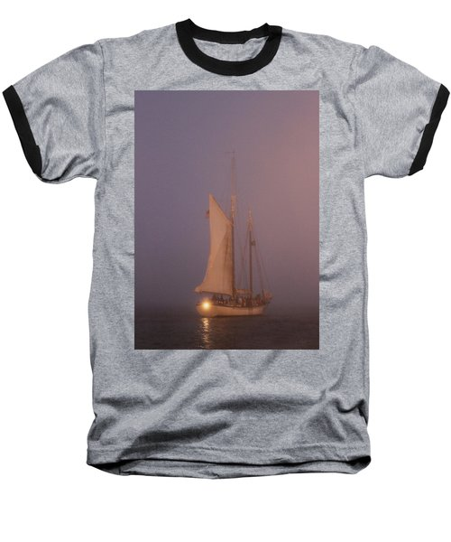Night Passage Baseball T-Shirt