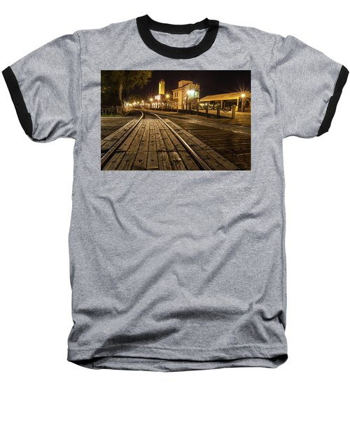 Night Rails Baseball T-Shirt
