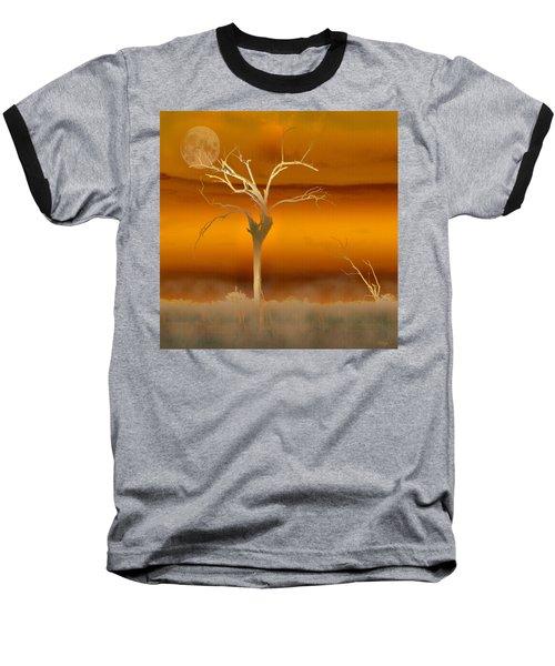 Night Shades Baseball T-Shirt by Holly Kempe
