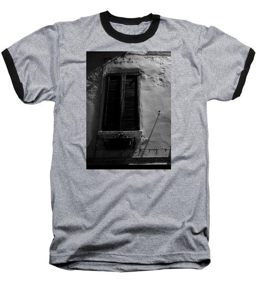 Night Shadows Baseball T-Shirt by Cesare Bargiggia