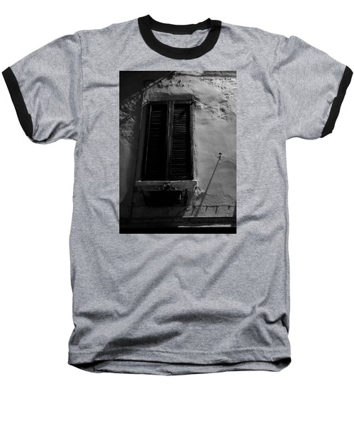 Night Shadows Baseball T-Shirt