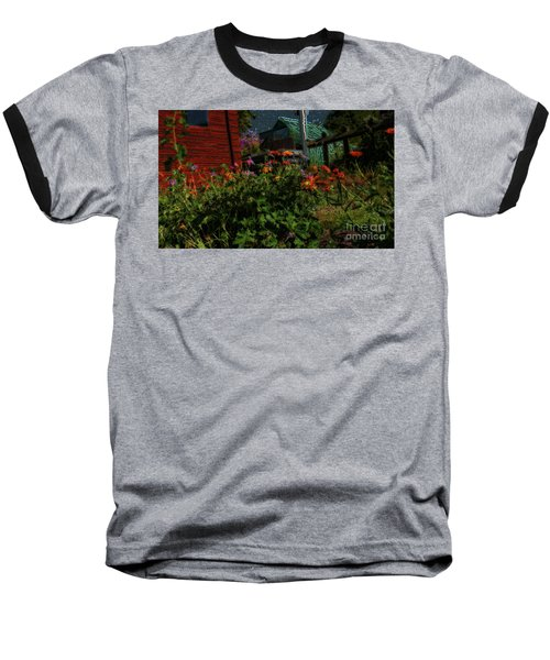 Night Shift For The Mice Baseball T-Shirt