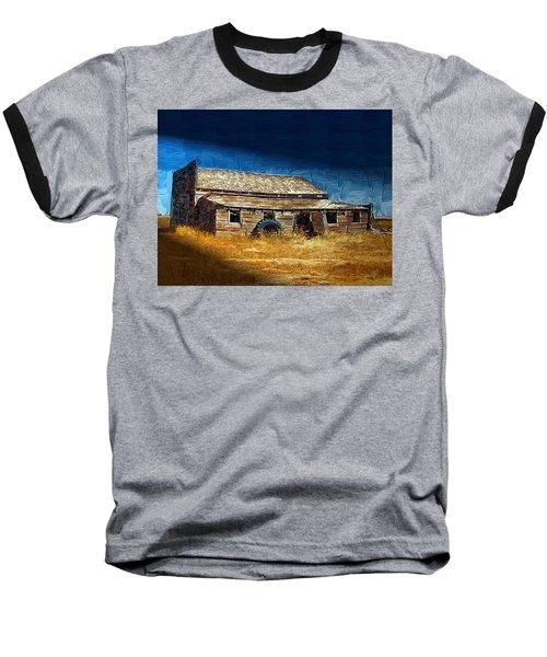 Baseball T-Shirt featuring the photograph Night Shift by Susan Kinney