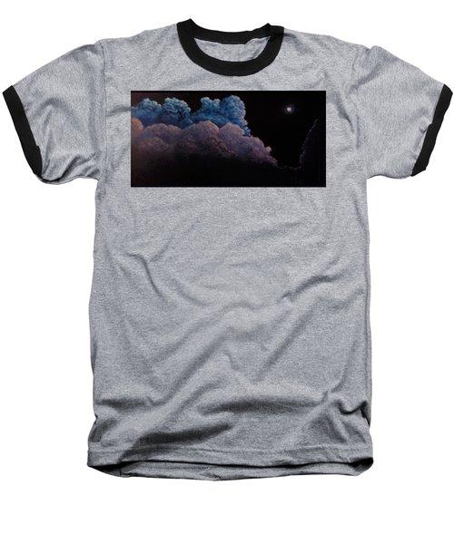 Night Sky Baseball T-Shirt