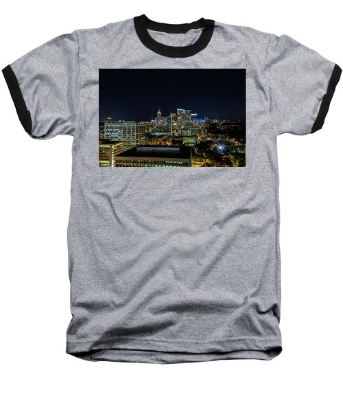 Night View  Baseball T-Shirt