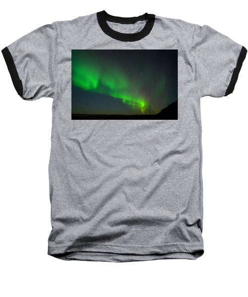Night Vision Baseball T-Shirt