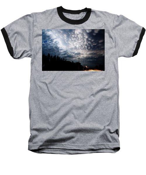 Night Watch Baseball T-Shirt