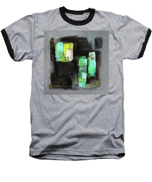 Texture Of Night Painting Baseball T-Shirt