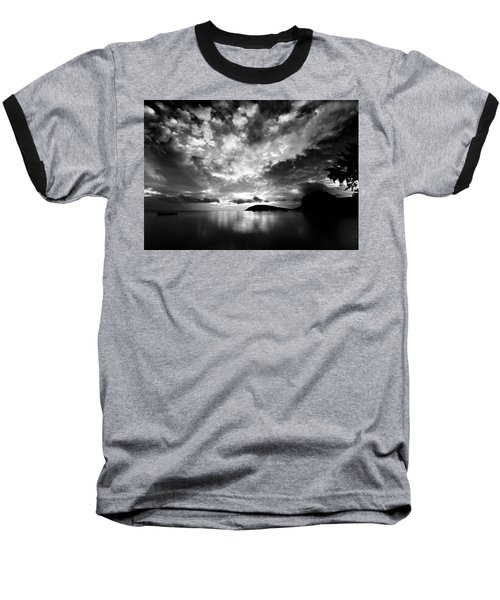 Nightfall Baseball T-Shirt