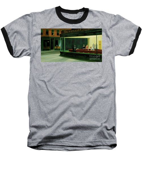 Nighthawks New Baseball T-Shirt