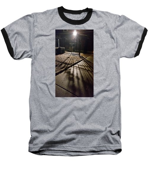 Nightshadows Baseball T-Shirt