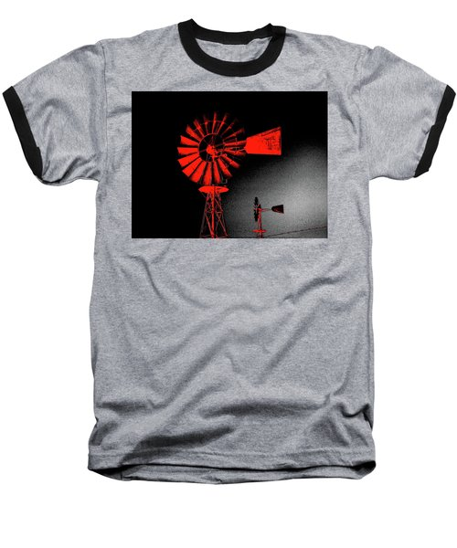 Nightwatch Baseball T-Shirt
