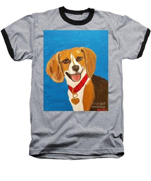 Niki Date With Paint Nov 20th Baseball T-Shirt