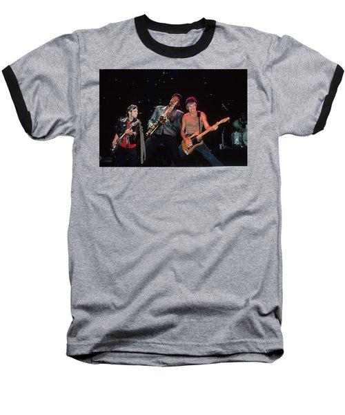 Nils Clarence And Bruce Baseball T-Shirt